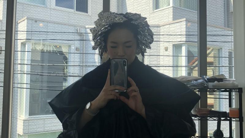 美容師としては、東京での💈